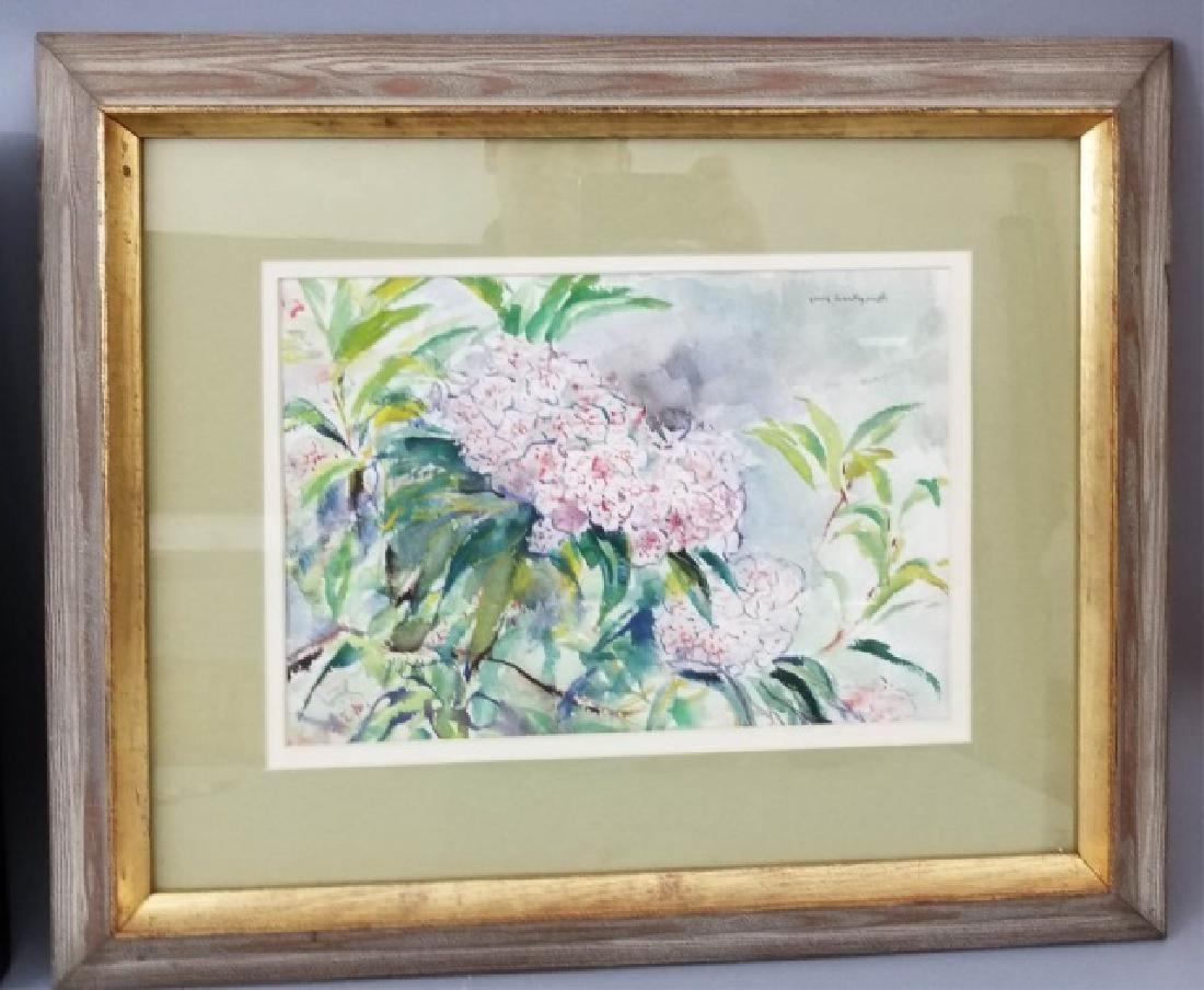 2 Watercolor Paintings by Grace Huntley Pugh - 4