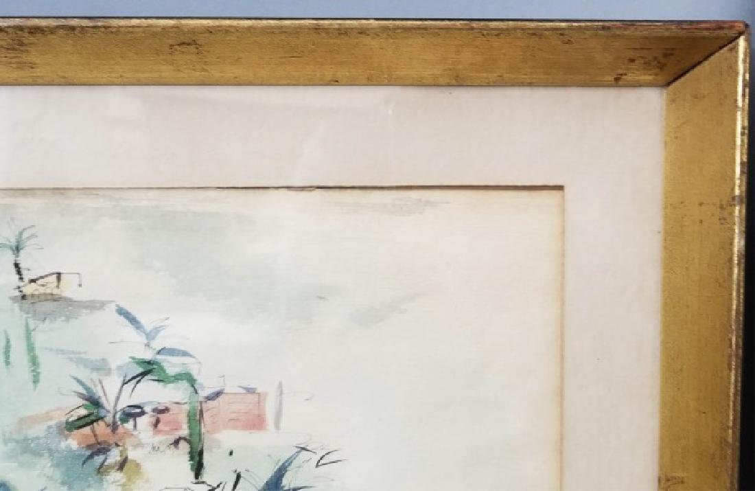 2 Watercolor Paintings by Grace Huntley Pugh - 7