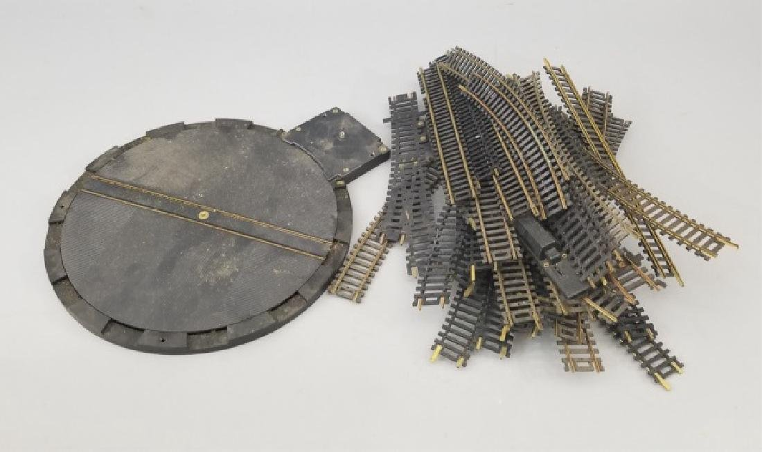 Collection of Electric Train Components Incl Cars