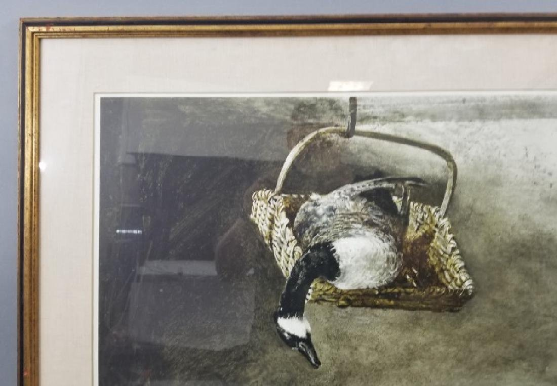Andrew Wyeth Framed Artists' Proof - Canada - 3