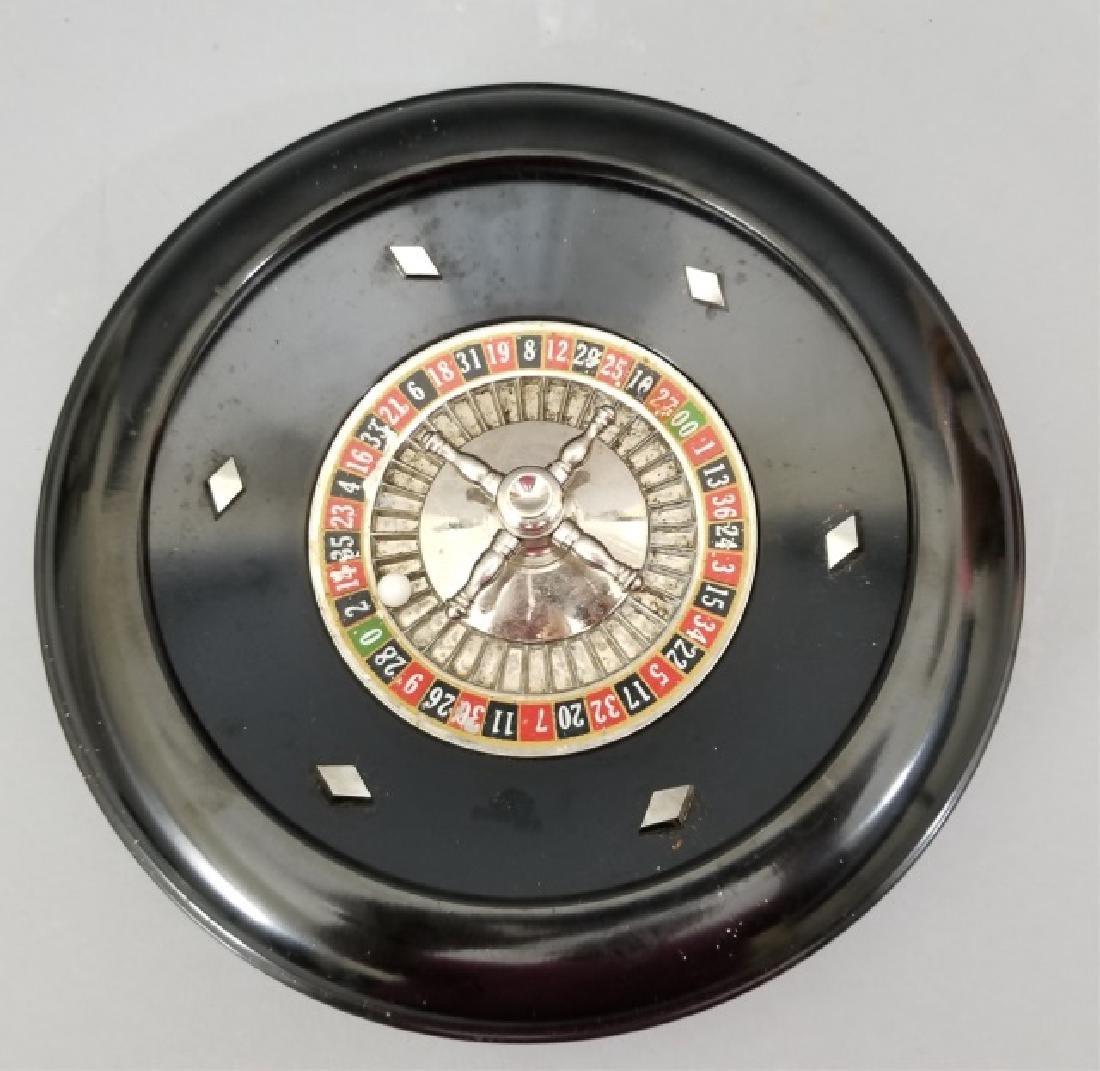Mini Roulette Wheel - 4