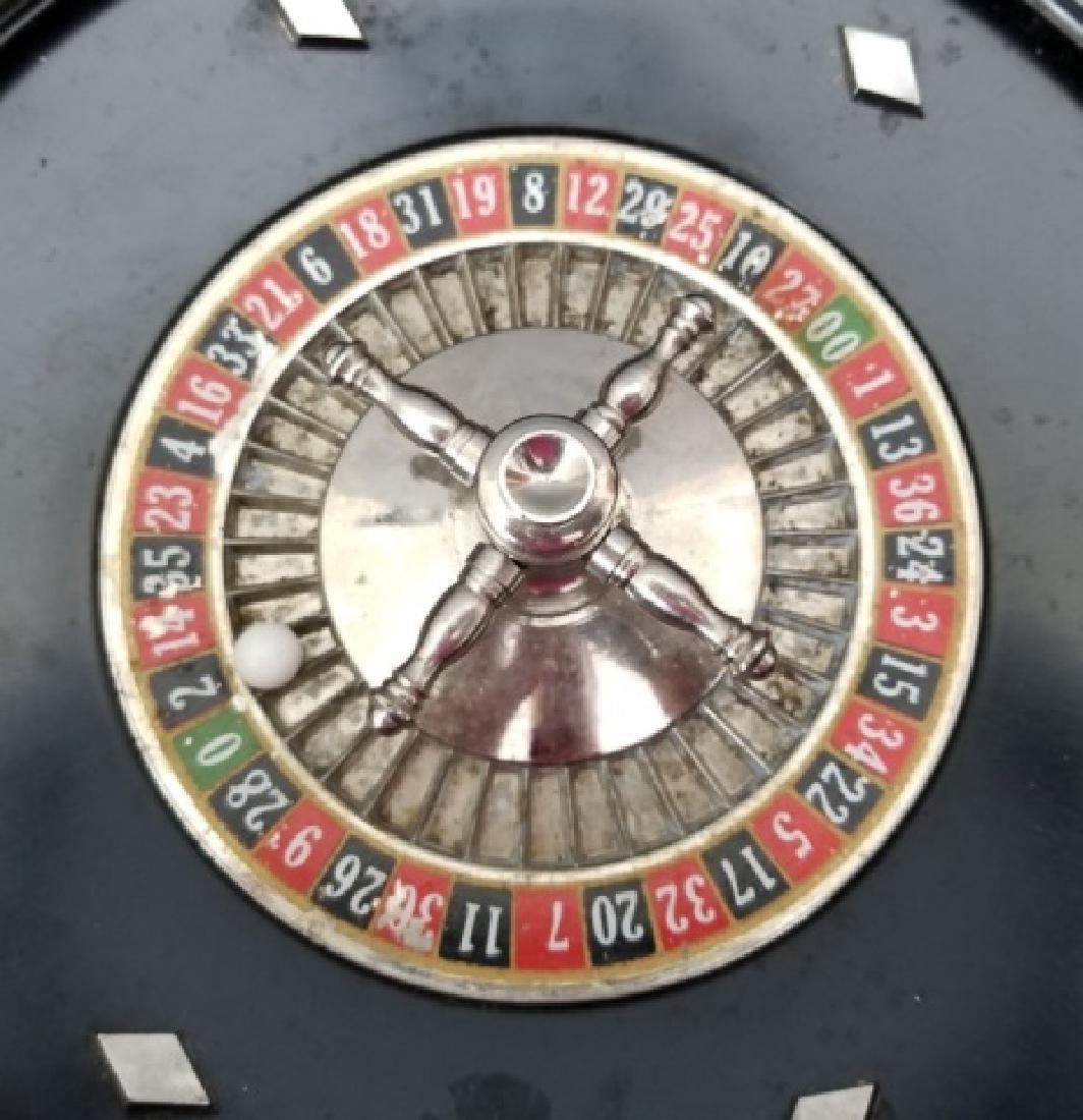 Mini Roulette Wheel - 5