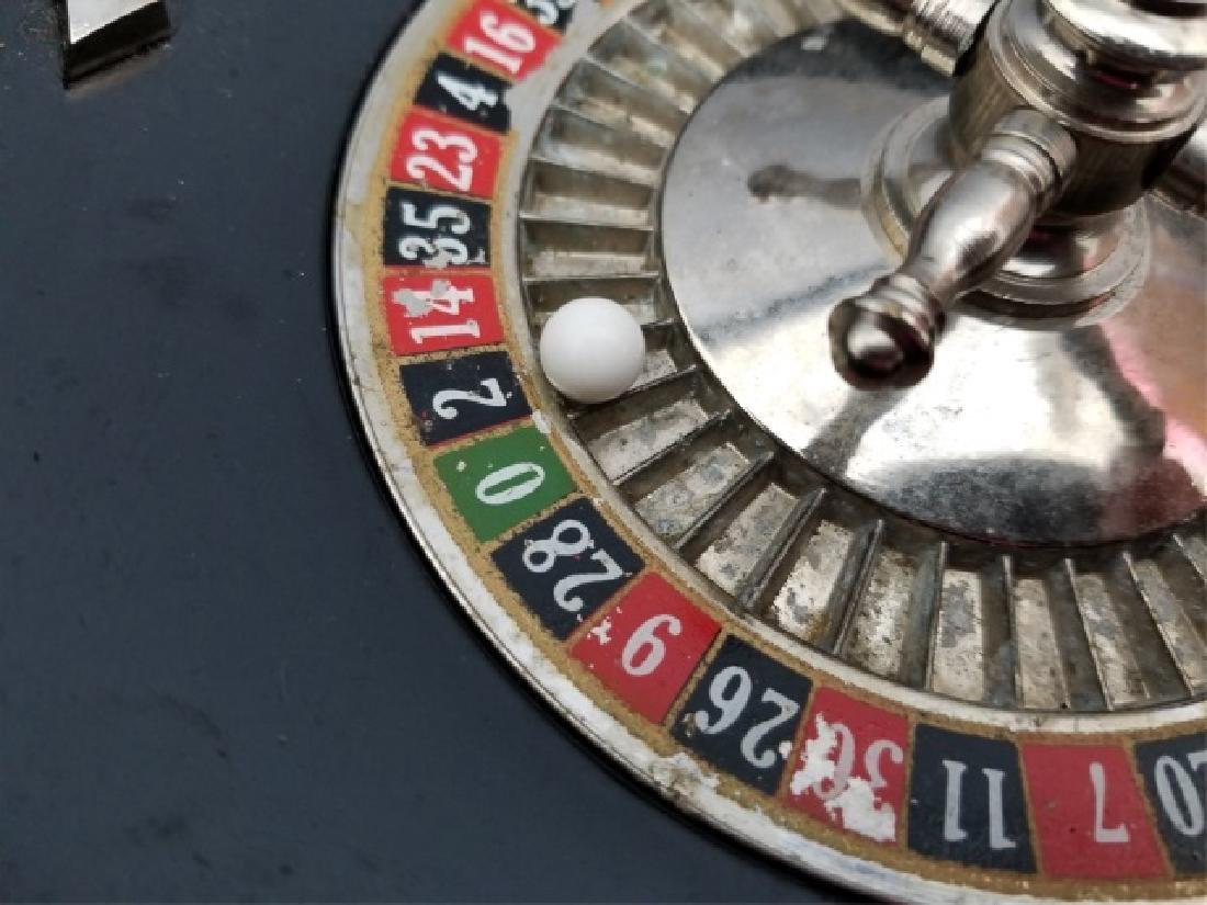 Mini Roulette Wheel - 6