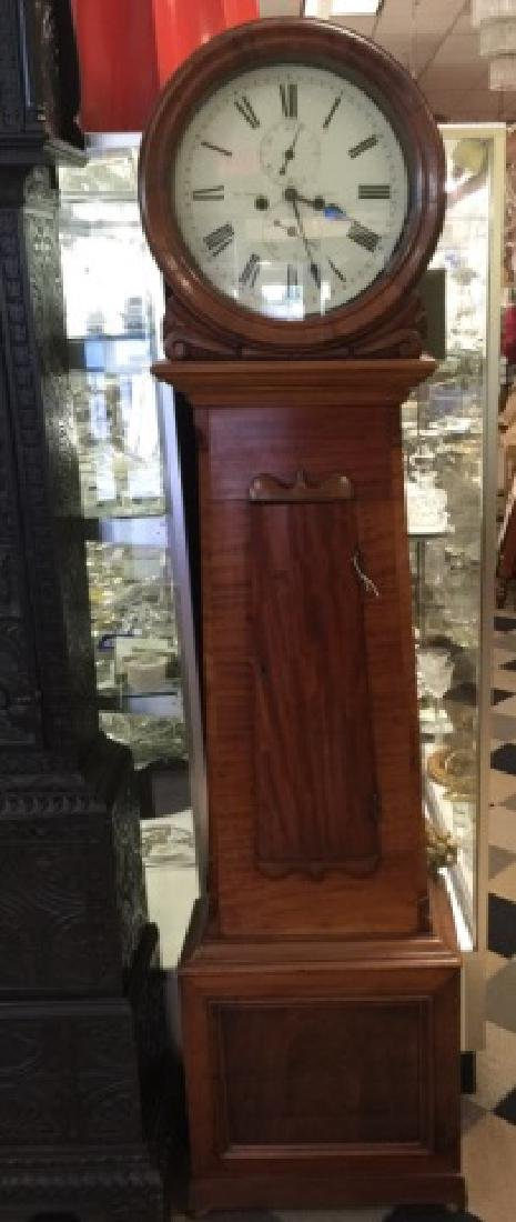Antique 19th Century Scottish Tall Case Clock