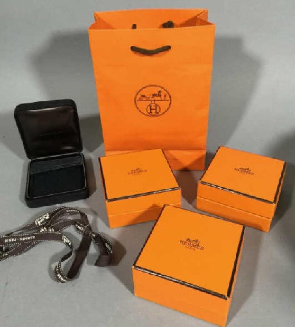 Hermes / Tiffany & Co Authentic Jewelry Boxes