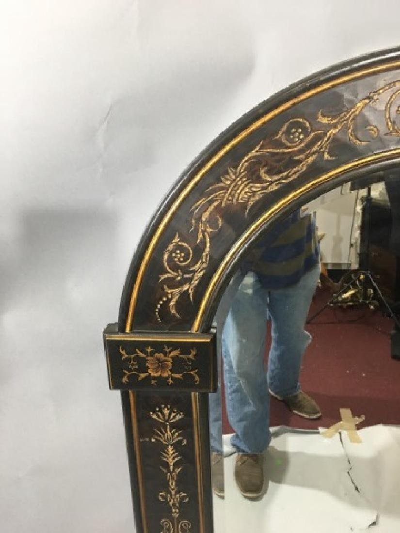 Neo Classical Style Arched Top Wall Mirror - 6