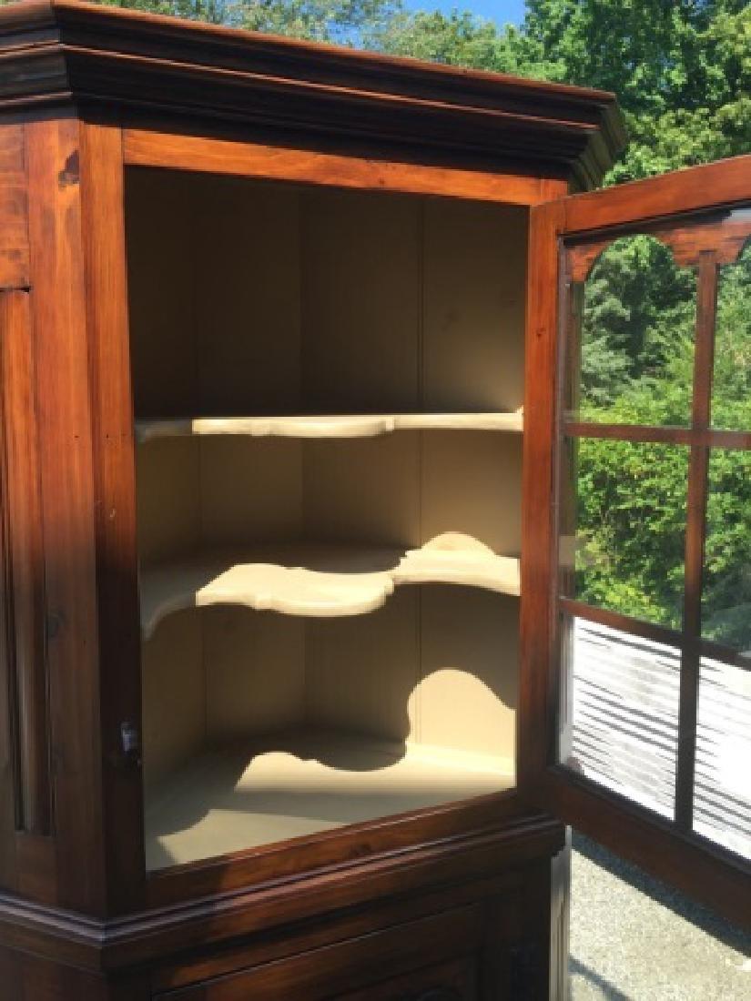 Stephen Von Hohen Handmade Corner Cabinet - 2
