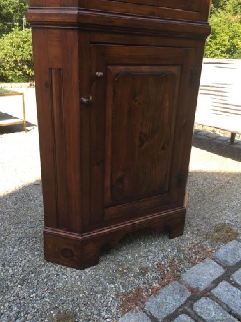 Stephen Von Hohen Handmade Corner Cabinet - 6