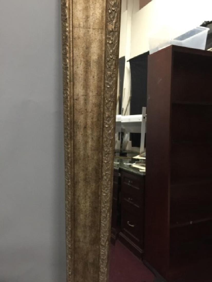 Contemporary Full Length Framed Mirror - 2