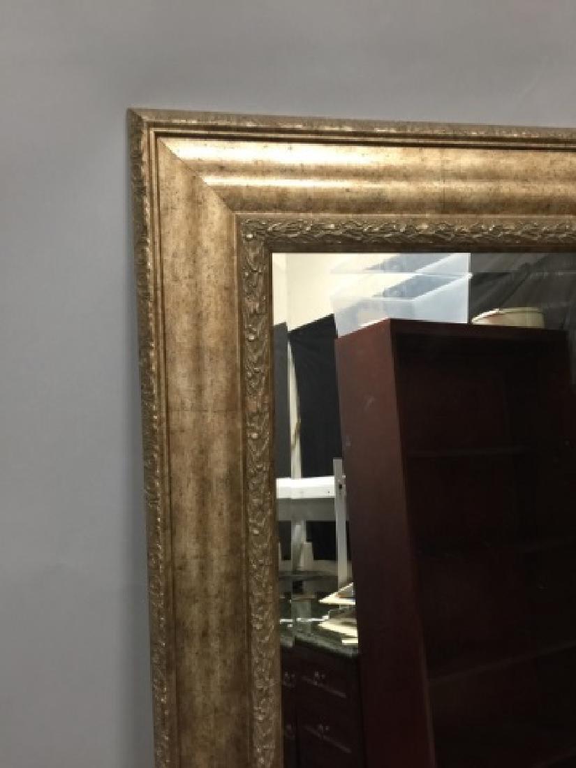 Contemporary Full Length Framed Mirror - 3
