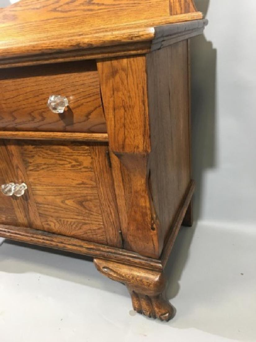 Antique 19th C American Chest of Drawers - 6