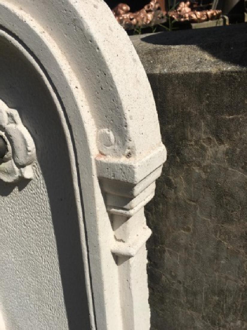 Antique Panel for a Garden / Outdoor Fountain - 5