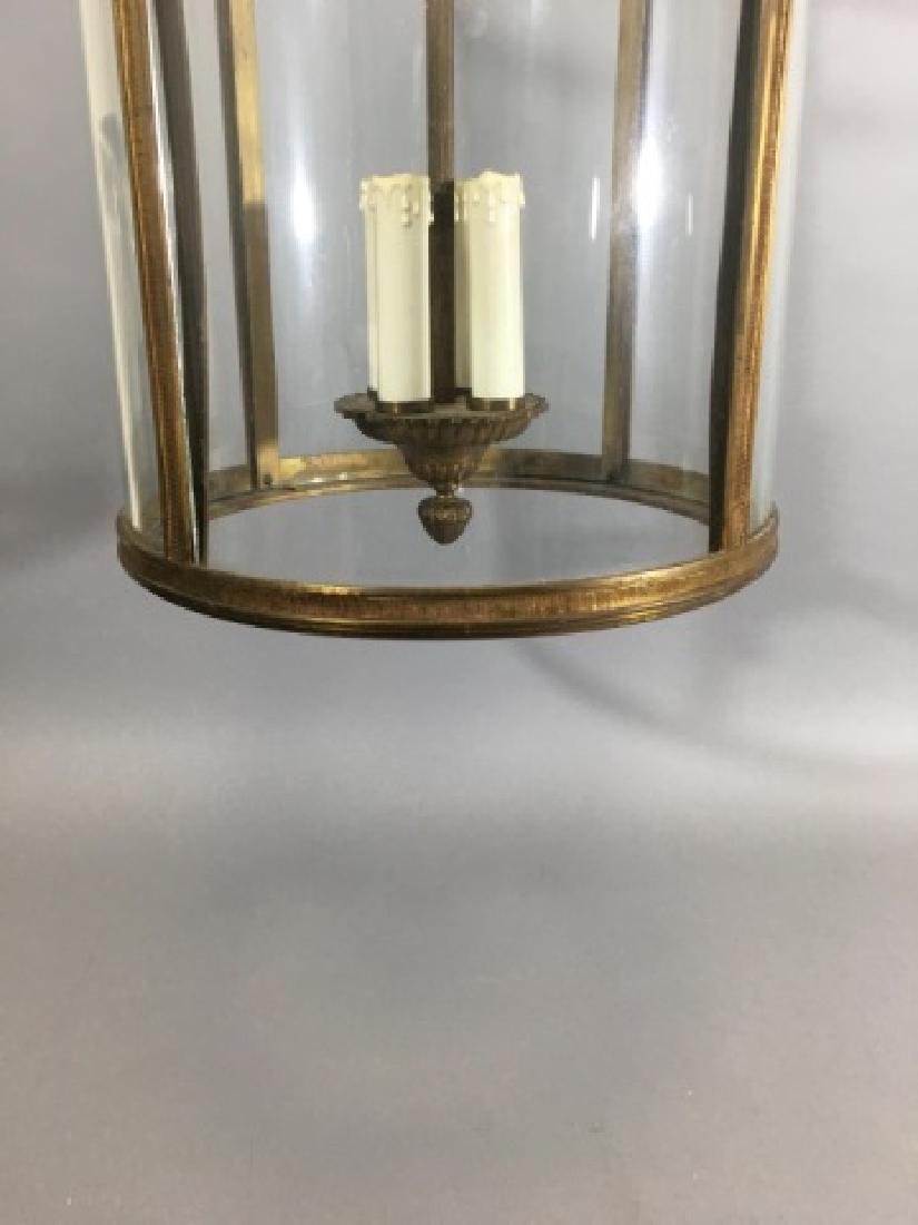 Contemporary Neo Classical Lantern Chandelier - 3