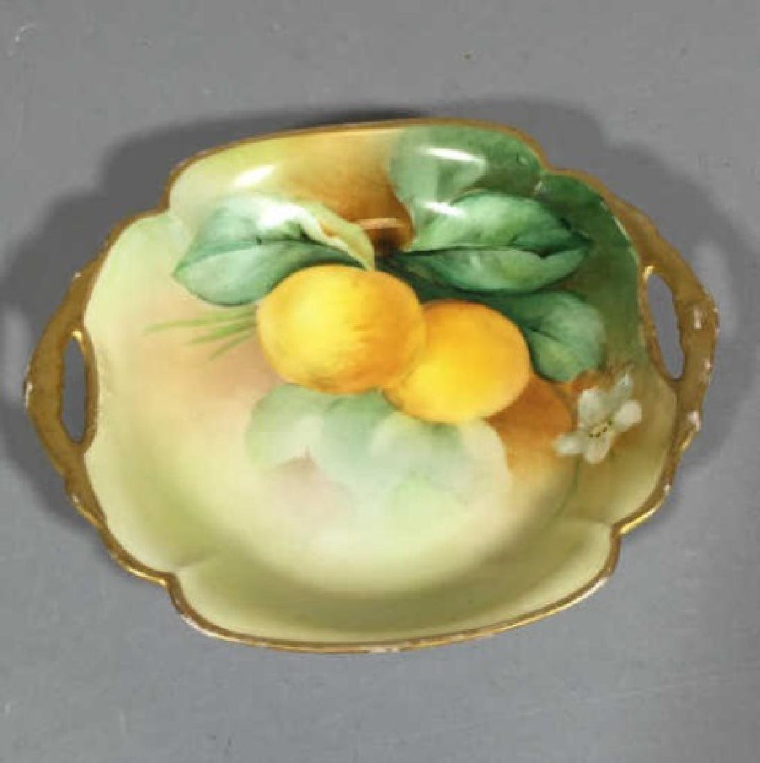 Hand Painted Richard Ginori Italy Porcelain Bowl
