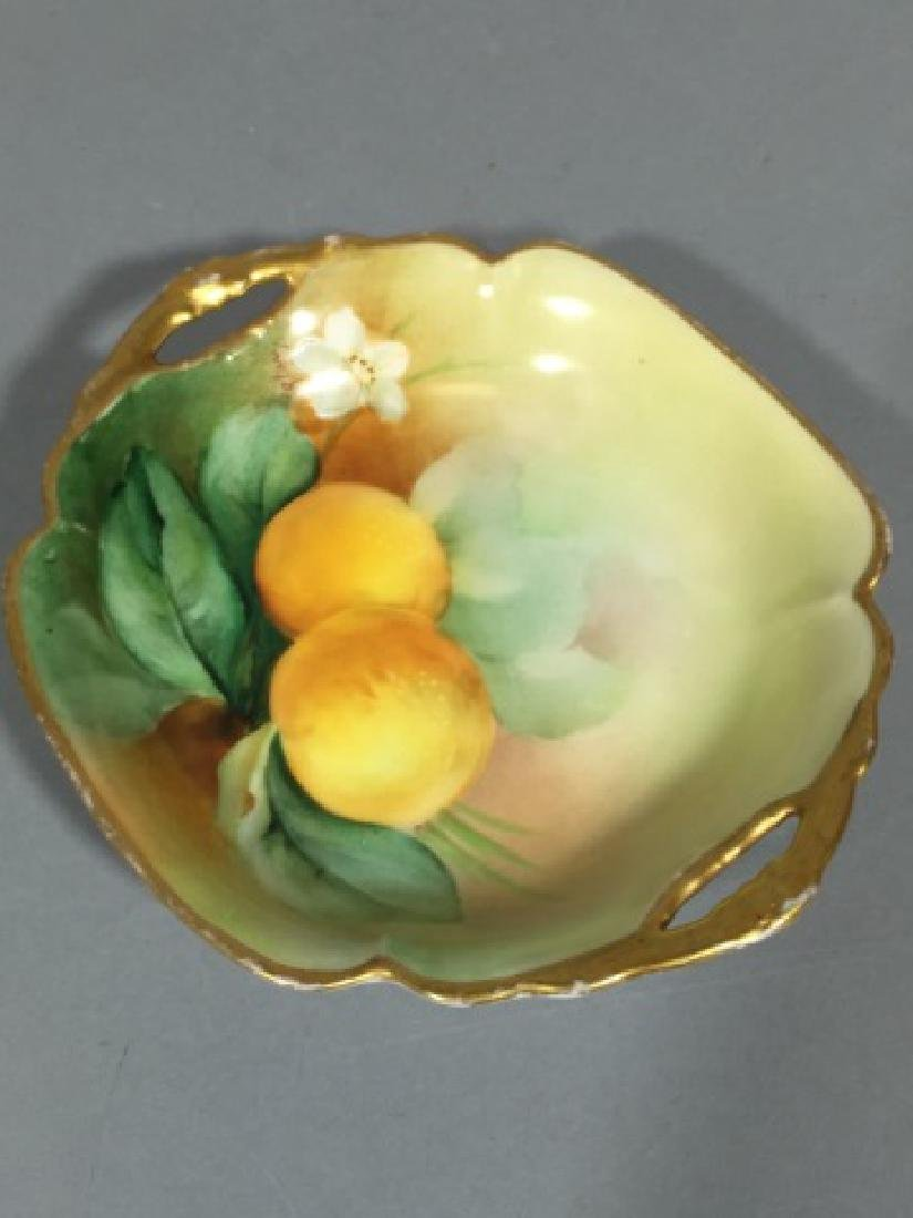 Hand Painted Richard Ginori Italy Porcelain Bowl - 2