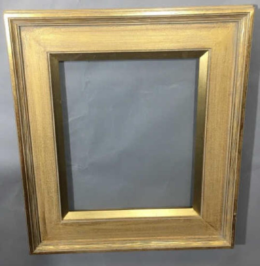 Three Contemporary Gilt Wood Picture Frames - 2