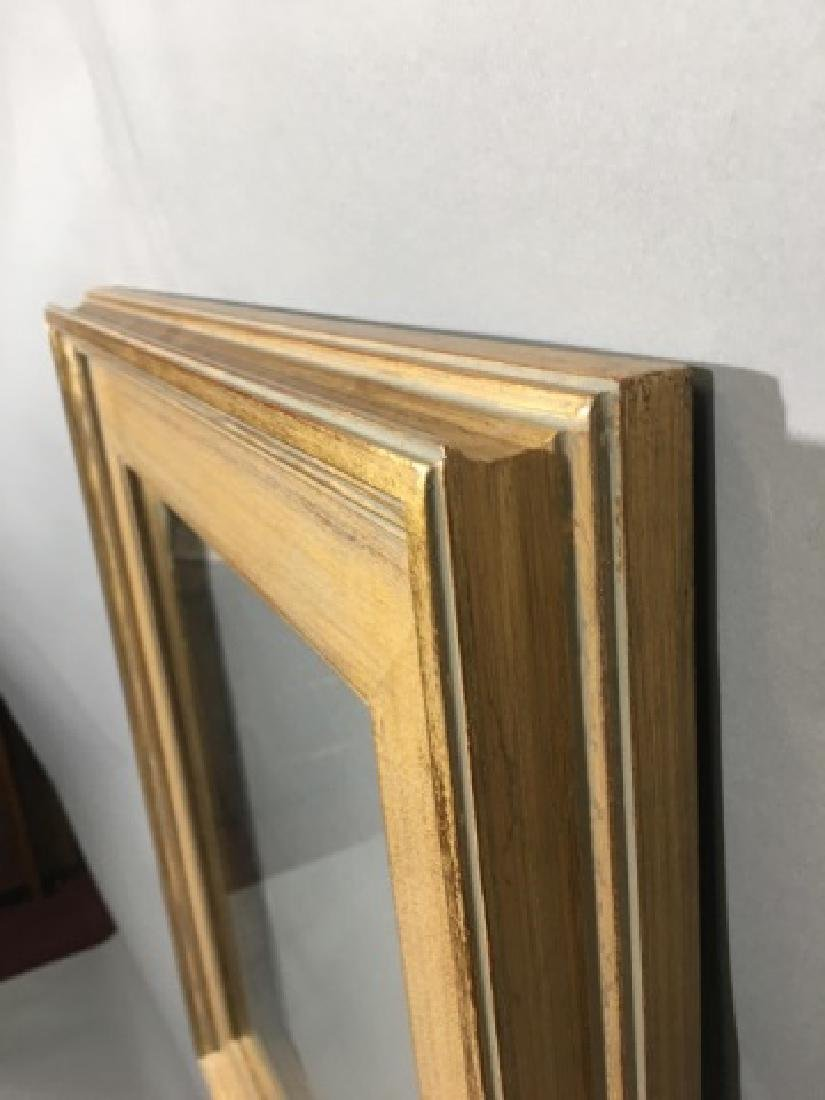 Three Contemporary Gilt Wood Picture Frames - 4