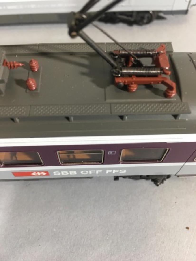 20 New-in-Box Marklin German Model Train Cars -Lge - 3