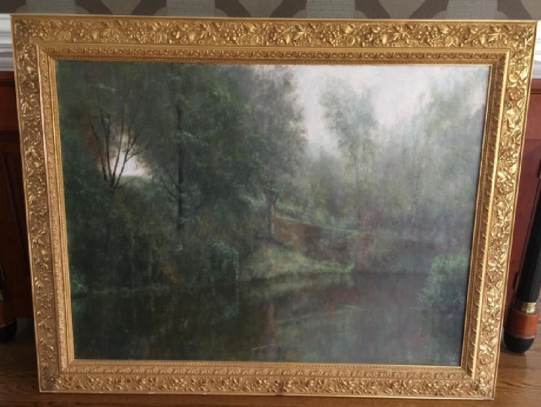 Kevin Partridge - Signed Landscape Painting