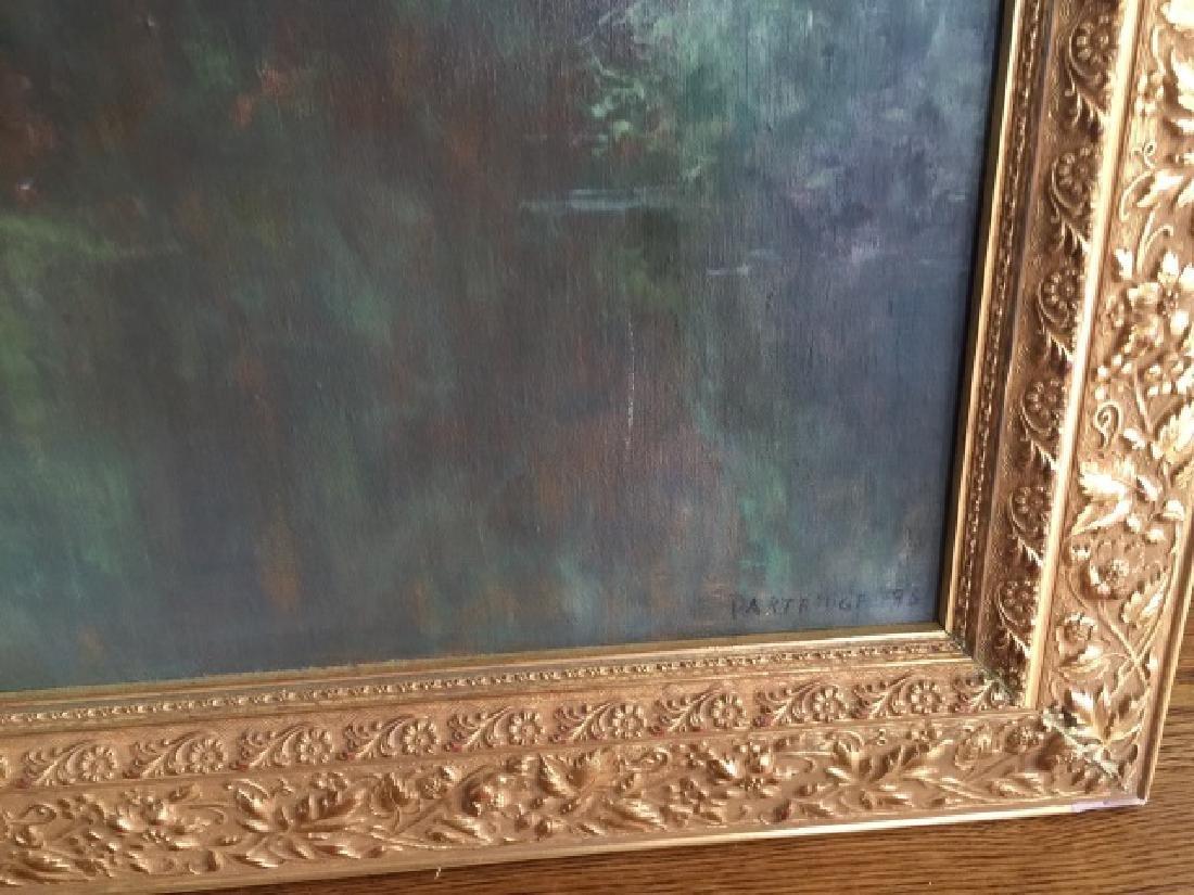 Kevin Partridge - Signed Landscape Painting - 2