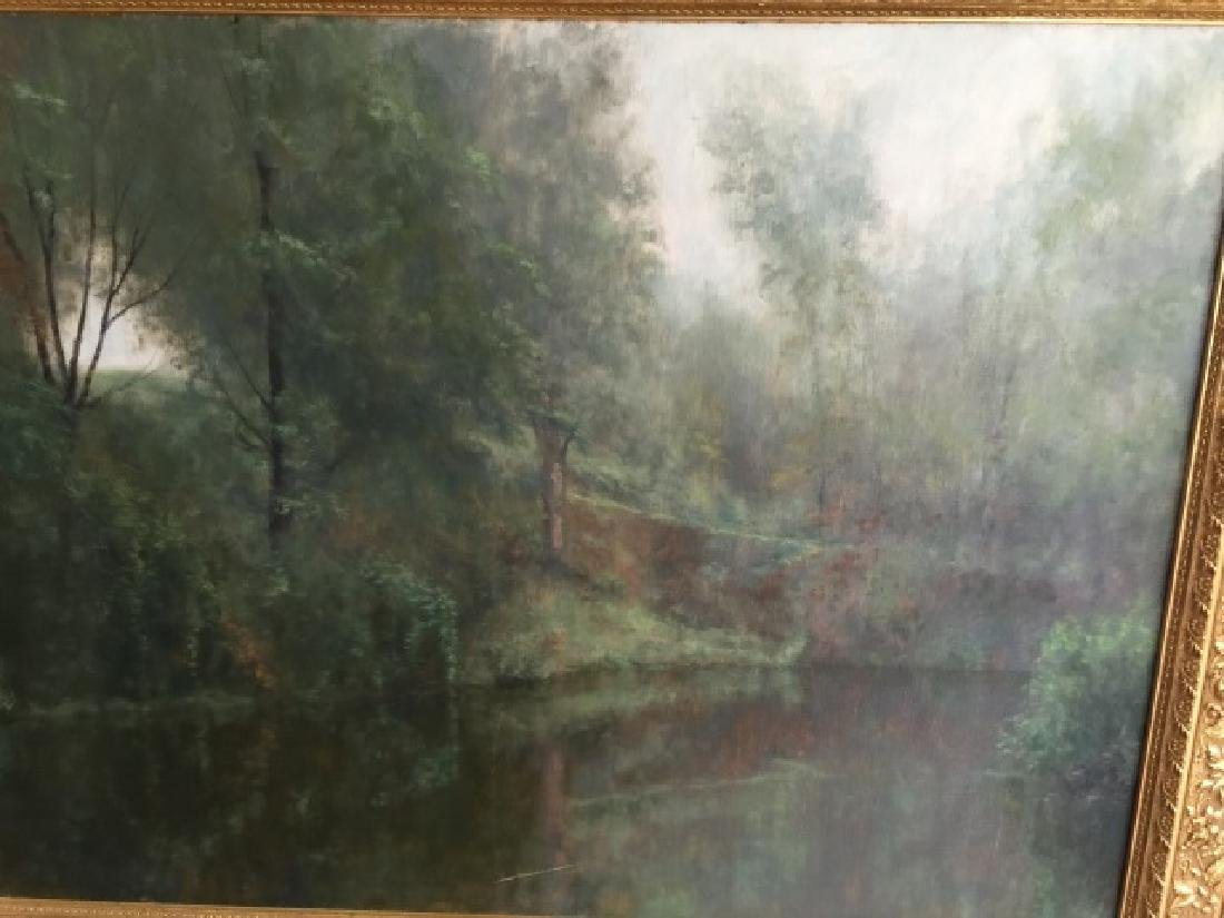 Kevin Partridge - Signed Landscape Painting - 3