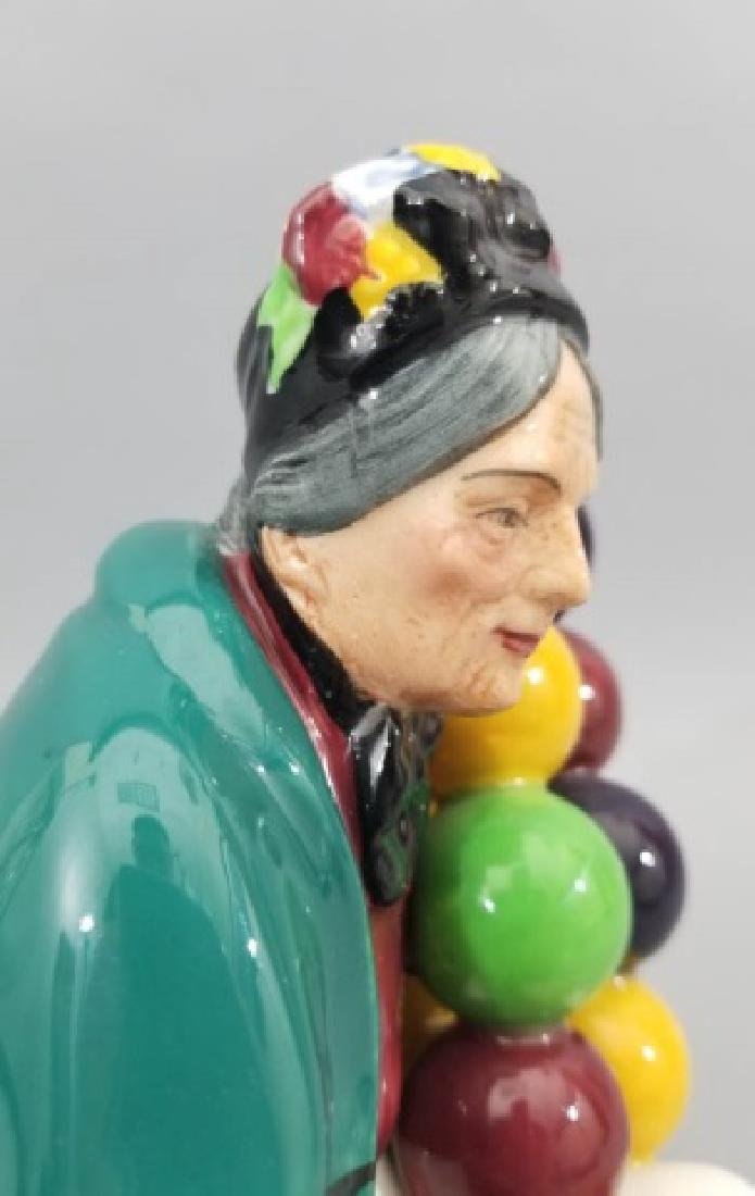 Royal Doulton The Old Balloon Seller Figurine - 7