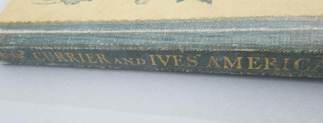 Currier & Ives American Book of Prints Circa 1952 - 3