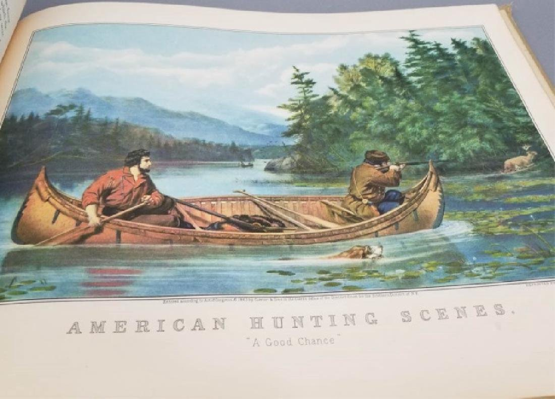 Currier & Ives American Book of Prints Circa 1952 - 6