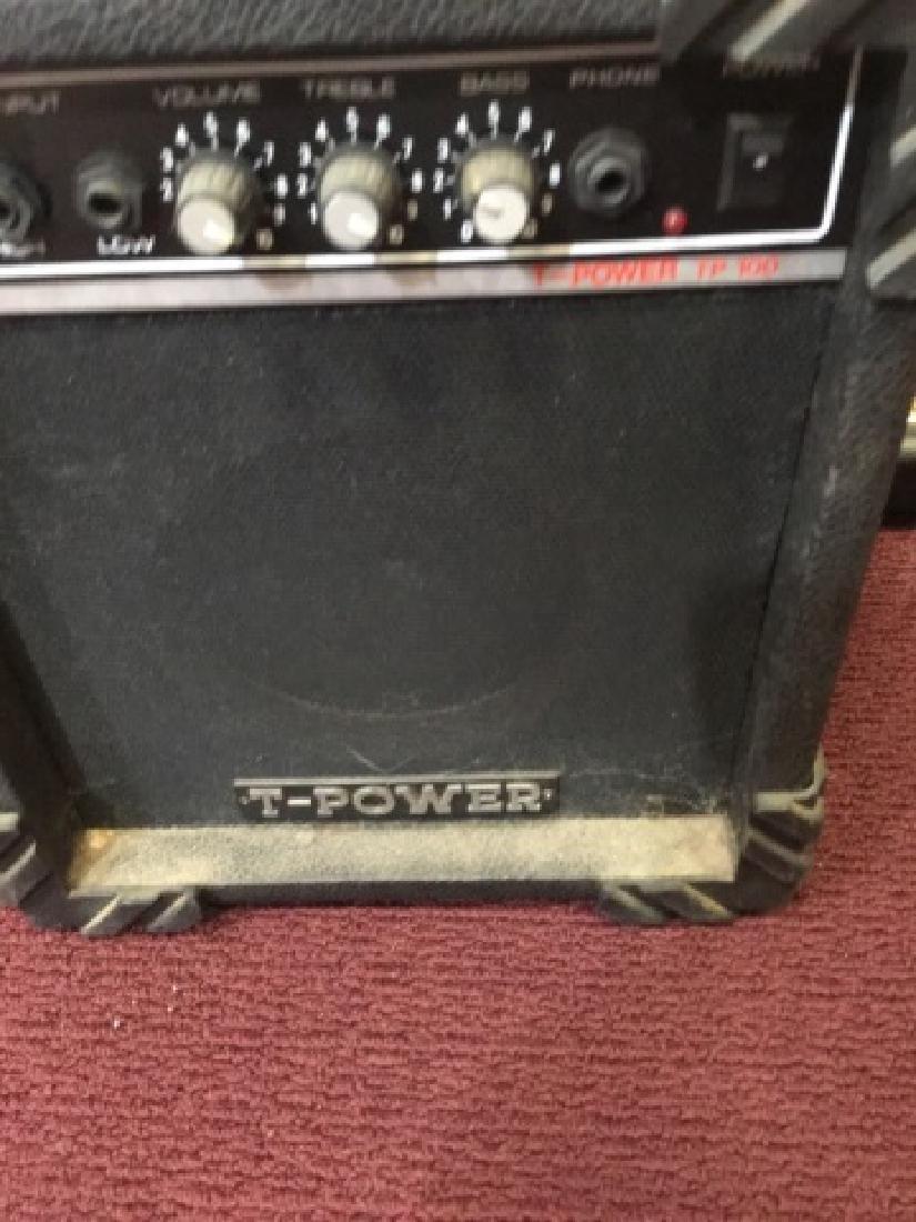 Epiphone Valve Standard Amp & T-Power Bass  Amp - 2