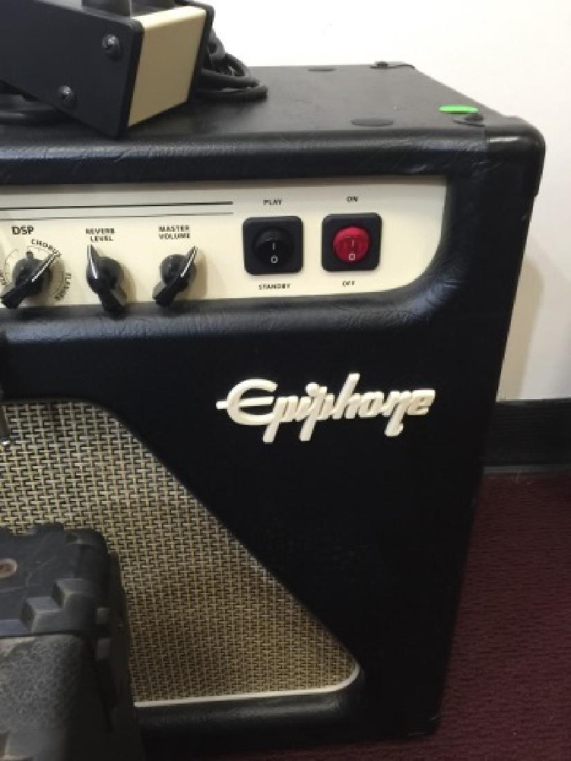 Epiphone Valve Standard Amp & T-Power Bass  Amp - 3