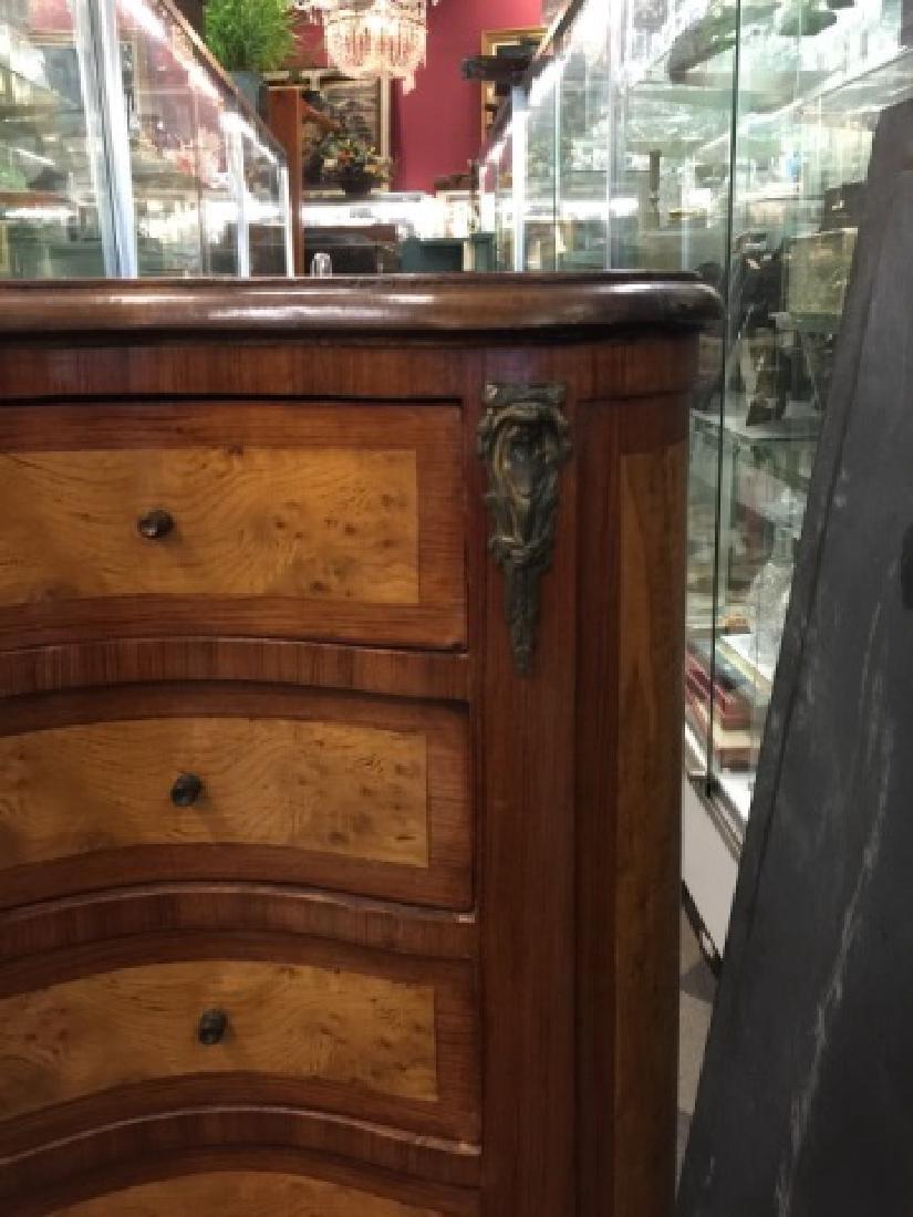Italian Style 6 Drawer Tall Lingerie Dresser - 3