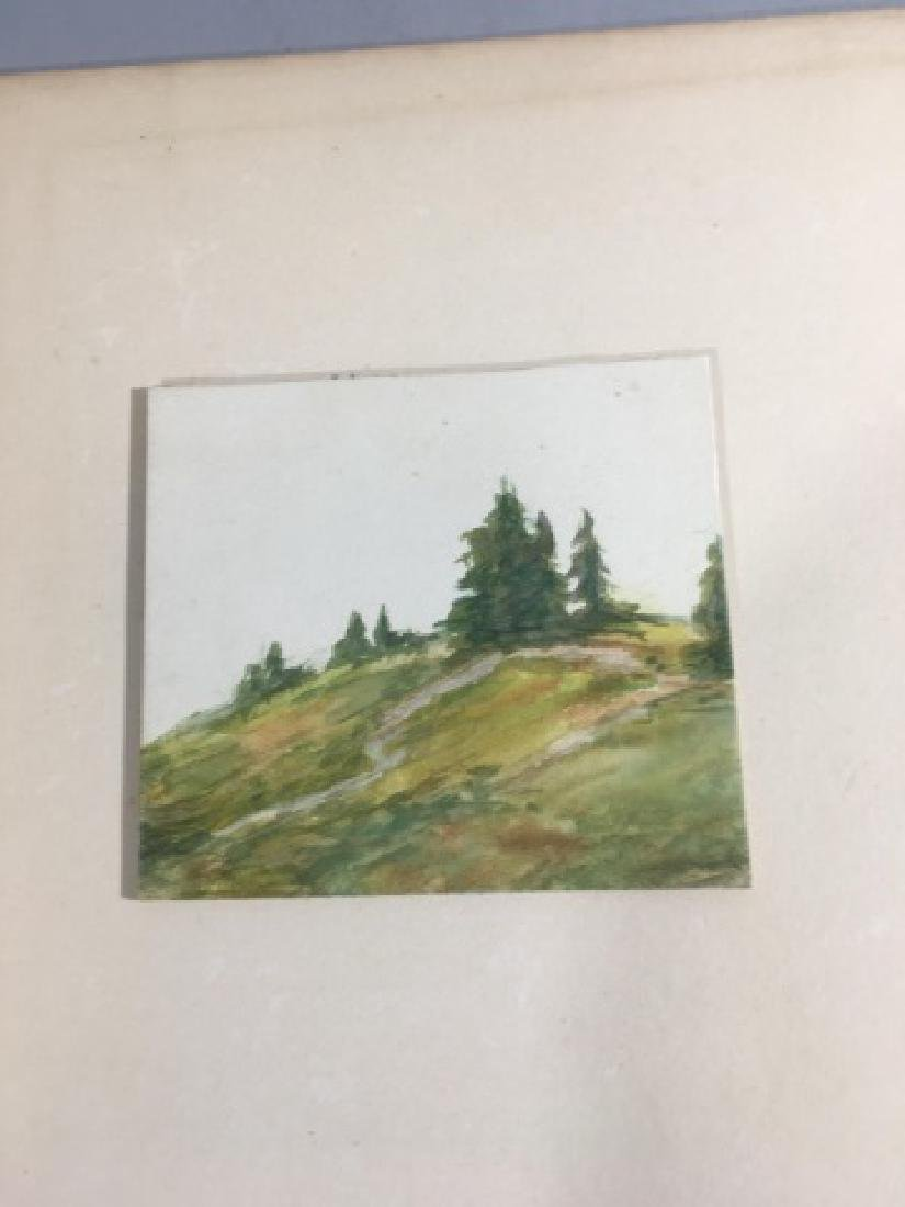 5 Samantha Littlefield Huntley Watercolors 1919 - 3