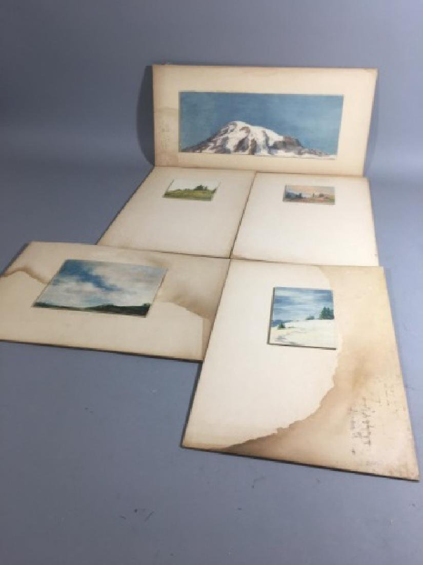 5 Samantha Littlefield Huntley Watercolors 1919 - 7