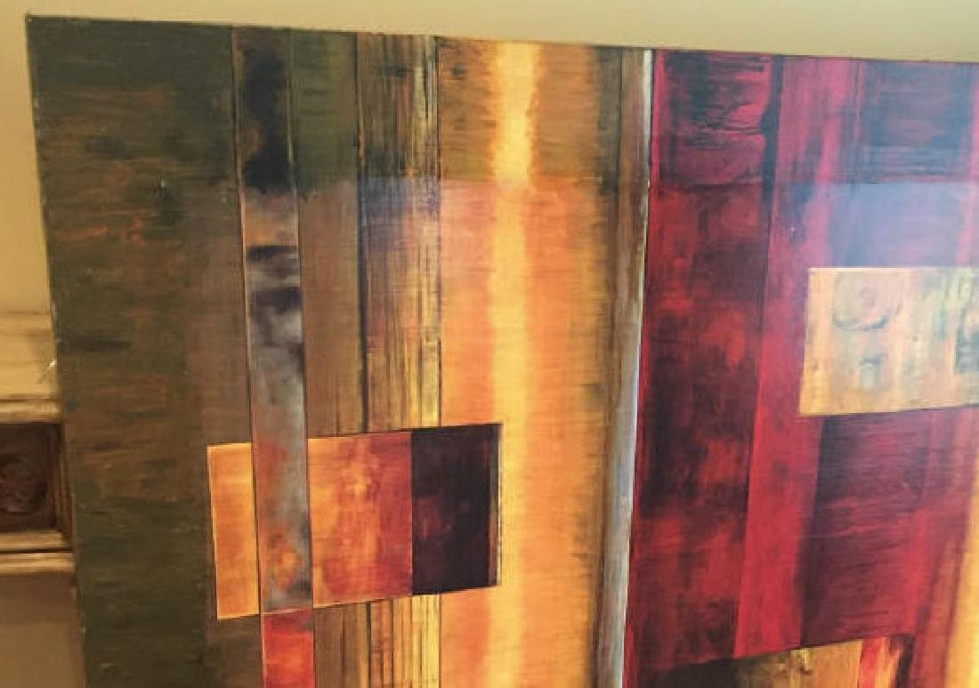 Large Contemporary Decorative Painting by A. Kolb - 2