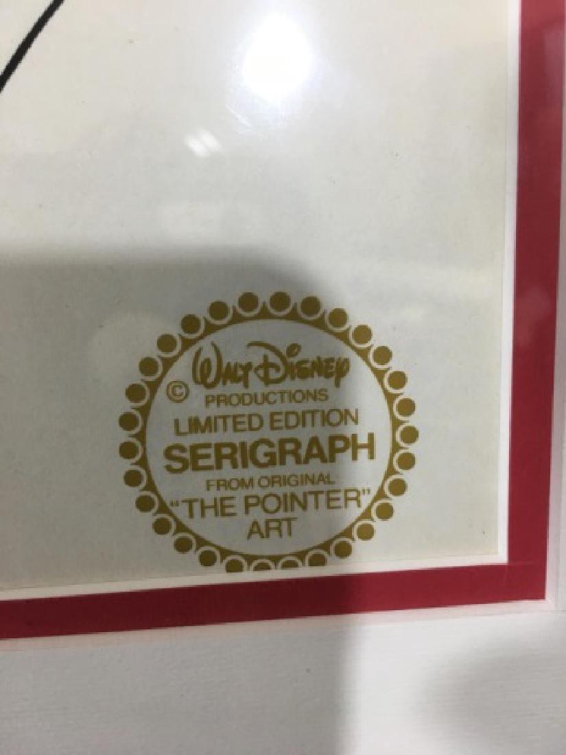 Marc Davis-Signed Disney Serigraph - 3