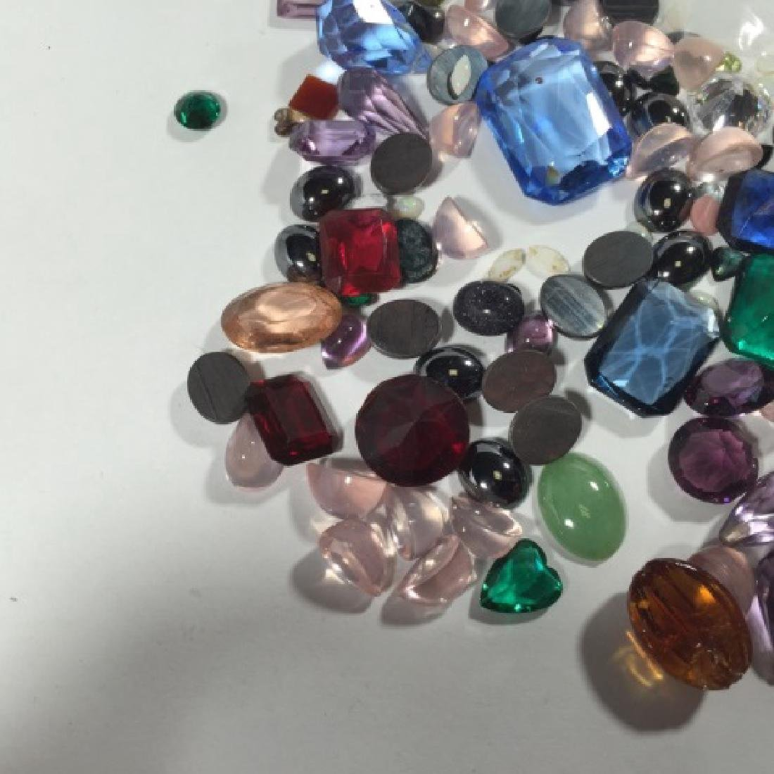 Assorted Loose Stones - Opal, Ruby, Amethyst Etc - 2