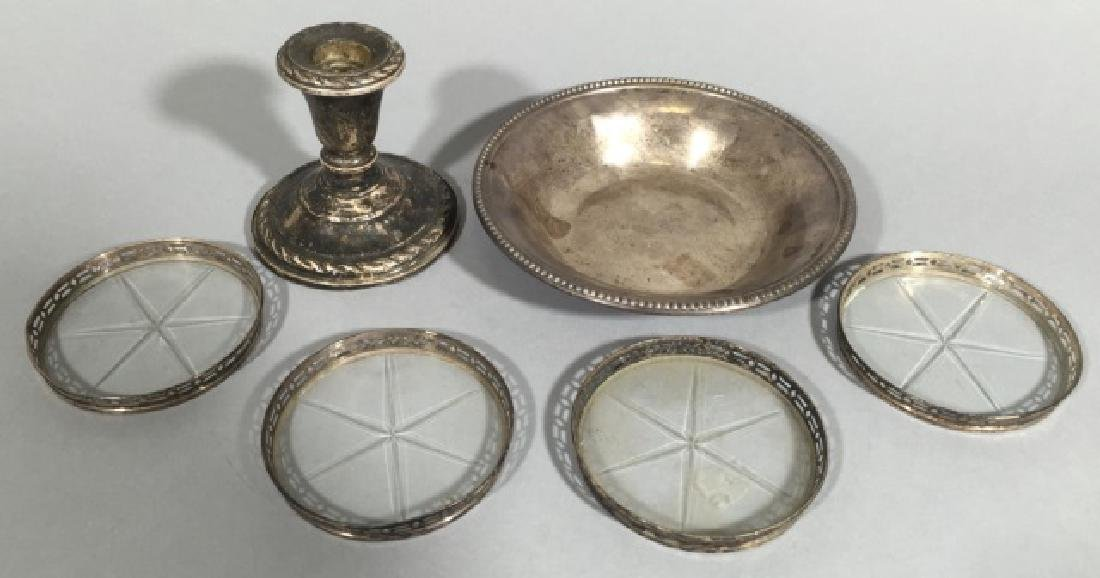 Assorted Sterling Silver Table Articles