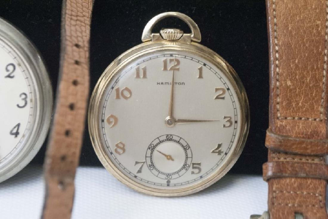 Collection of Vintage Pocket & Wrist Watches - 5