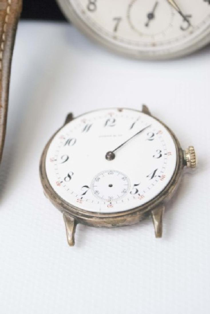 Collection of Vintage Pocket & Wrist Watches - 7