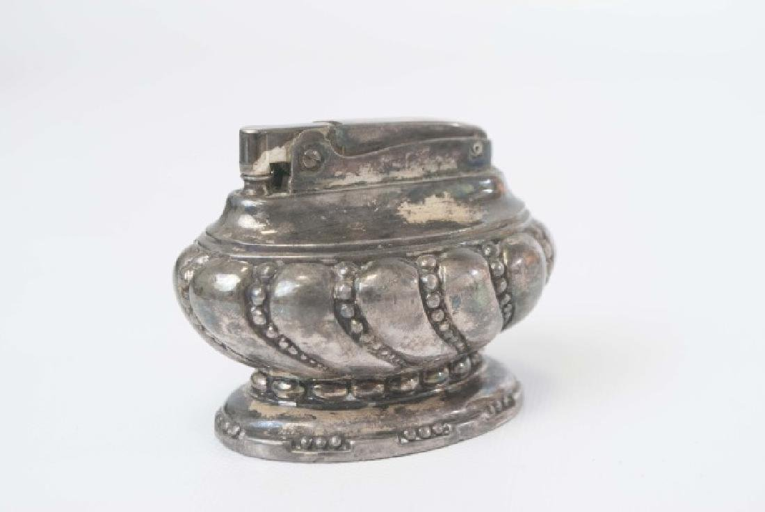 Group Sterling & Silver Plate Items Bowls Vanity - 7