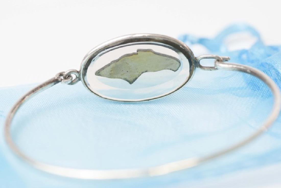 Gucci Sterling & Stone Horse Medallion Bracelet - 2
