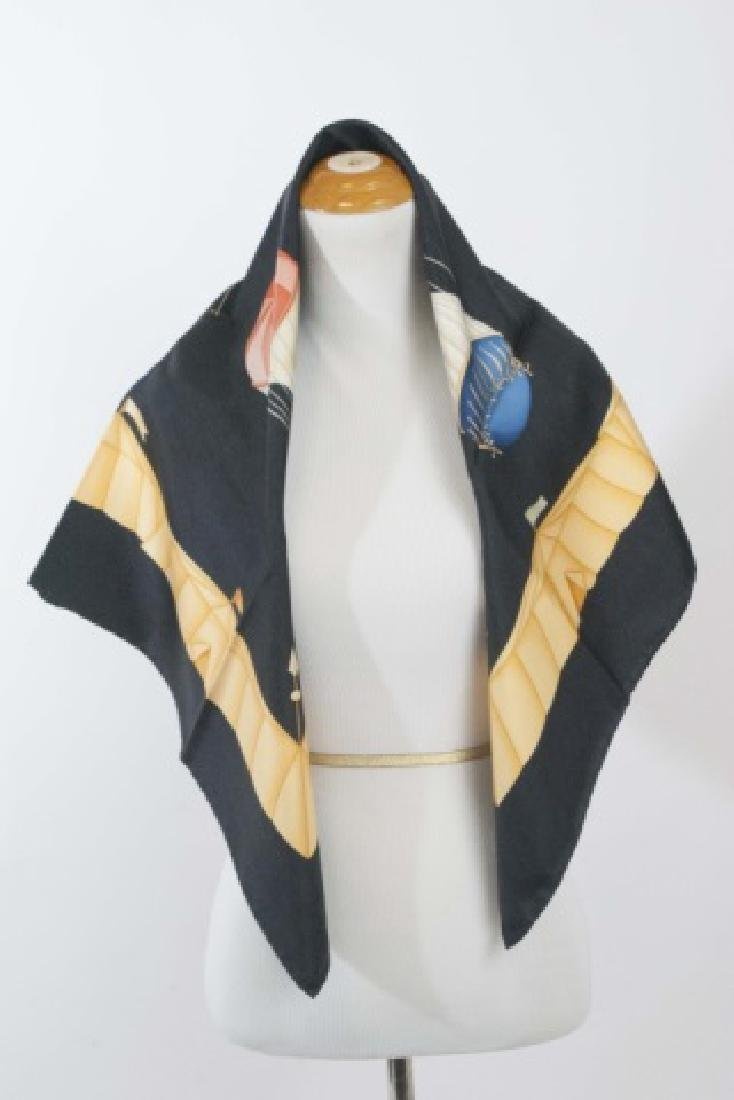 Bulgari Silk Scarf - Design by Davide Pizzigoni - 3