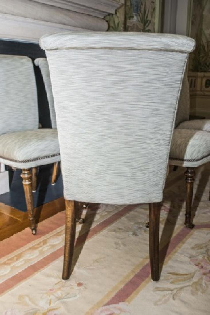 Set of Six William Yeoward Dining Side Chairs - 2