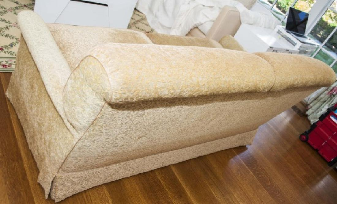 Custom Contemporary English Sofa by Howard Chairs - 3