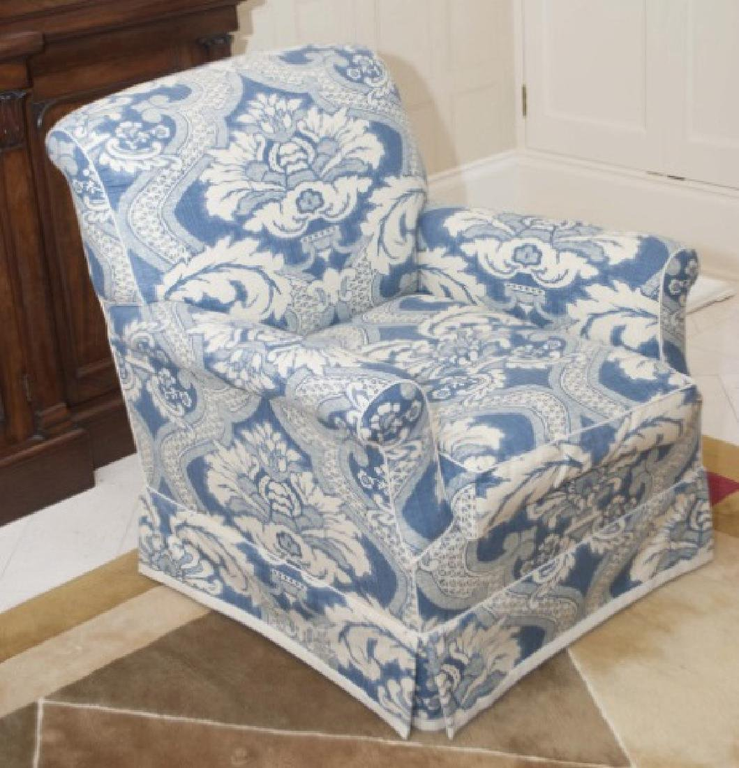Contemporary English Armchair by Howard Chairs