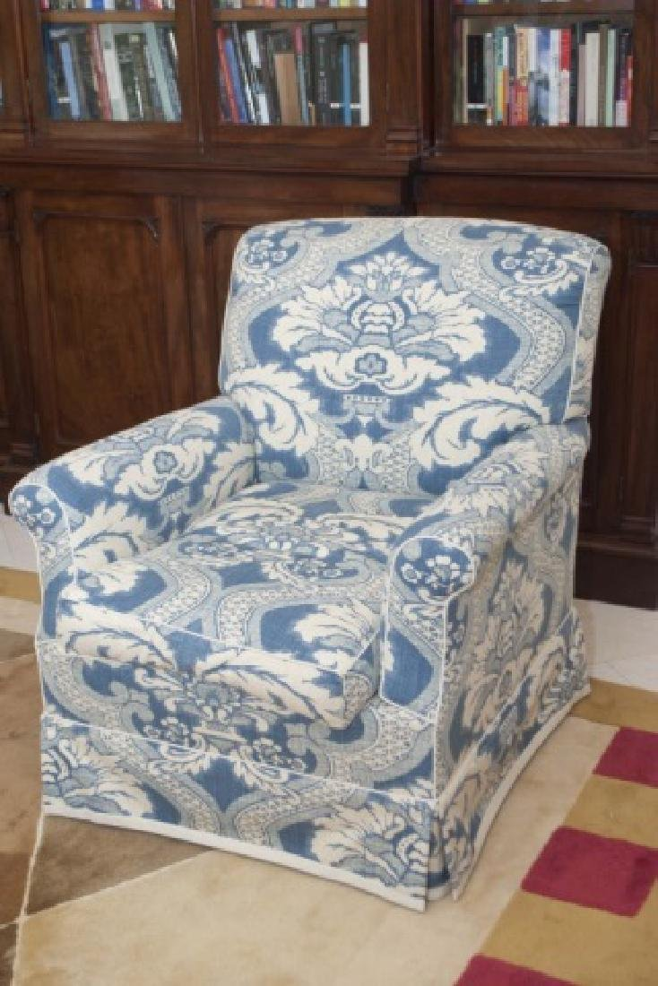 Contemporary English Armchair by Howard Chairs - 3