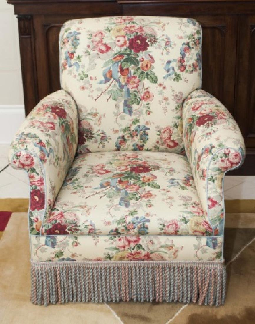 Contemporary English Armchair by Howard Chairs Ltd - 3