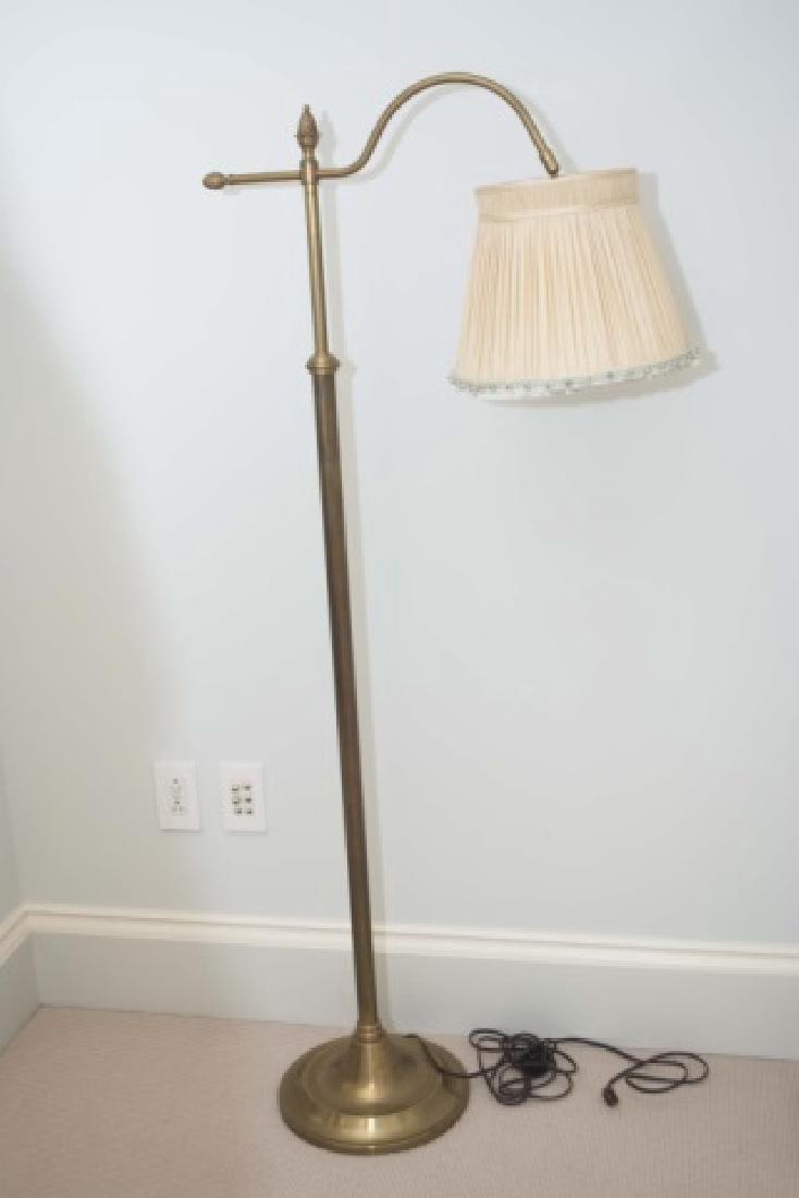 Besselink and Jones English Floor Lamp