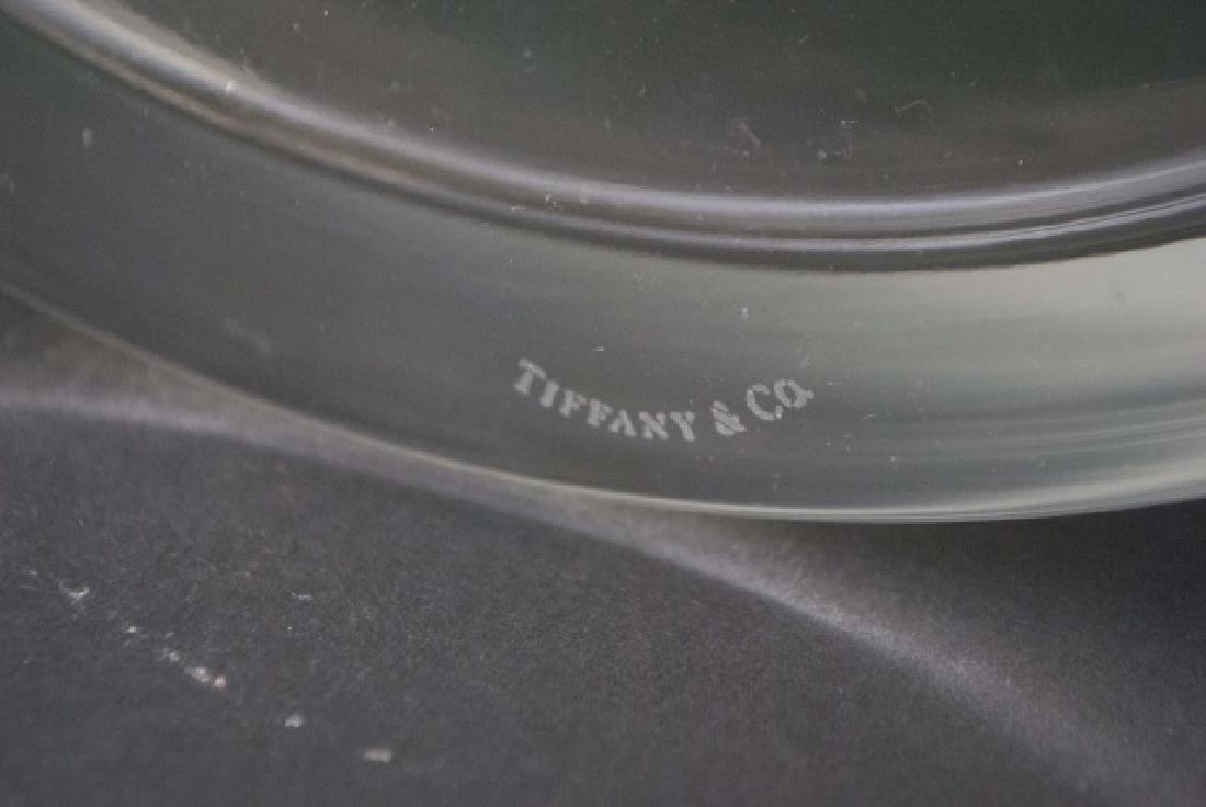 Tiffany & Company Hand-Made Glass Ice Bucket - 2