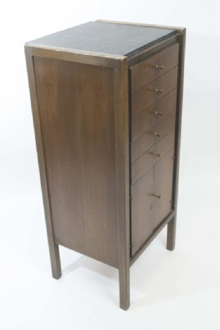Mid Century Modern Standing Chest of Drawers